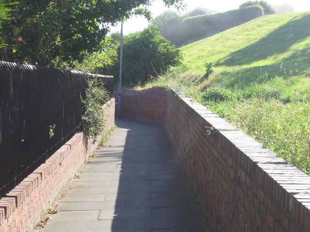 Lane To Wynn Gardens