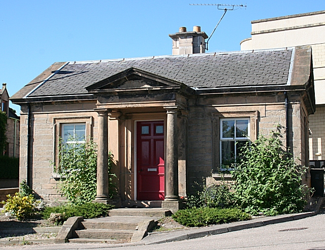 Gate Lodge, Dr Gray's Hospital