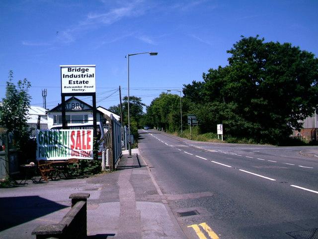 Balcombe Road, Horley