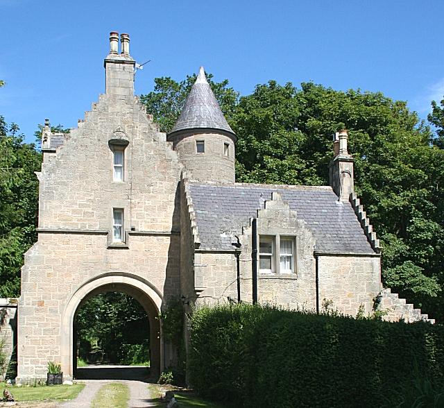 North Lodge, Innes