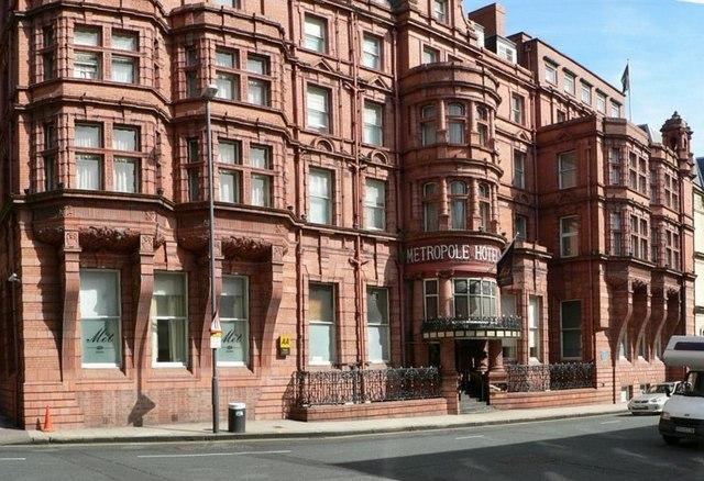 The Metropole Hotel, King Street, Leeds