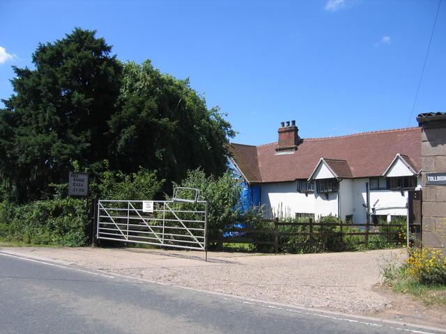 Tolldish Hall Farm