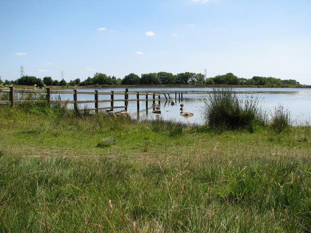 Pen-y -fan Pond