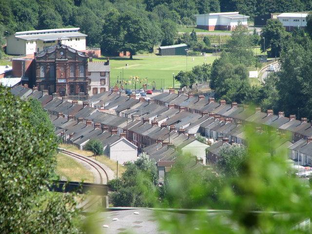 Llanhilleth Workman's Institute