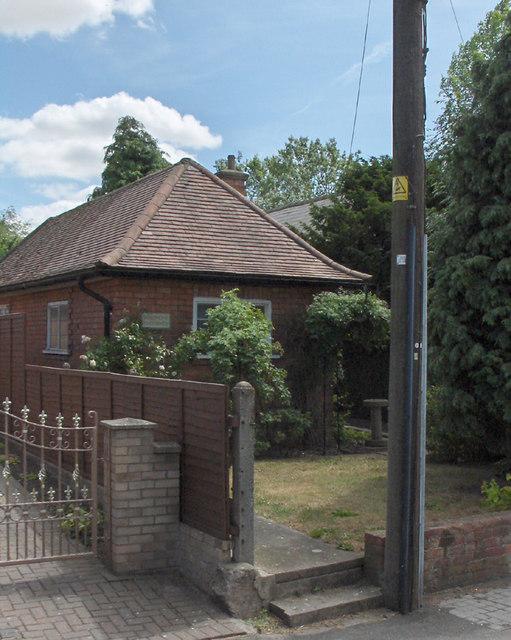 Winterton - The Old Telephone Exchange