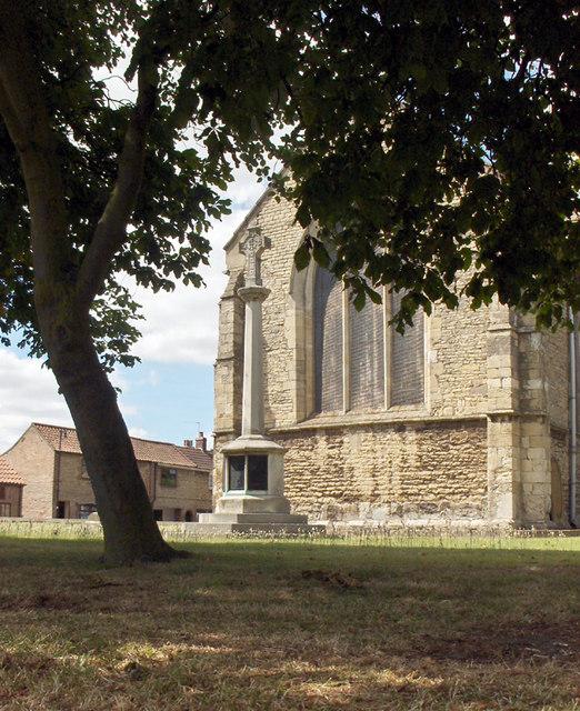 Winterton War Memorial