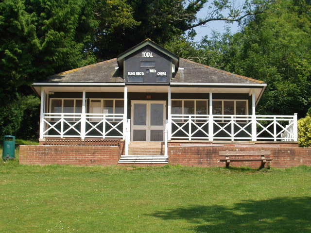 Cricket Pavilion, Cockington Court:: OS grid SX8963 :: Geograph ...