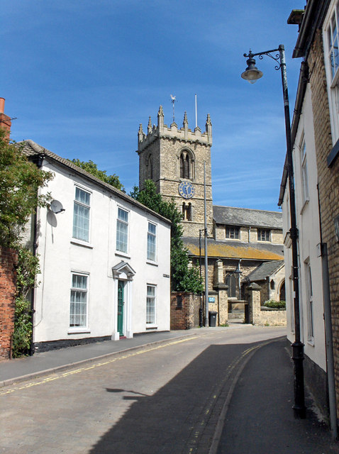 Churchside, Winterton