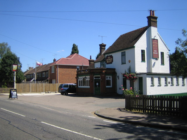 Lower Nazeing: The Crooked Billet
