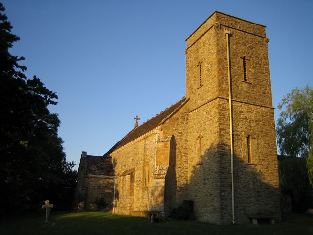 Pendomer Church