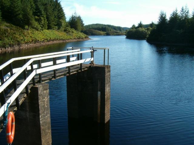 Loch Daill West