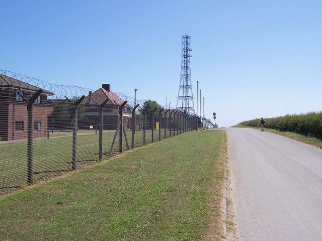 RAF Staxton Wold - Radar Station