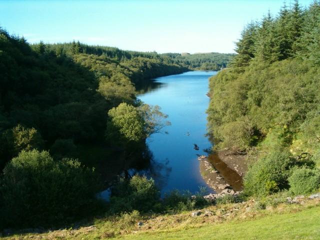 Daill Loch West