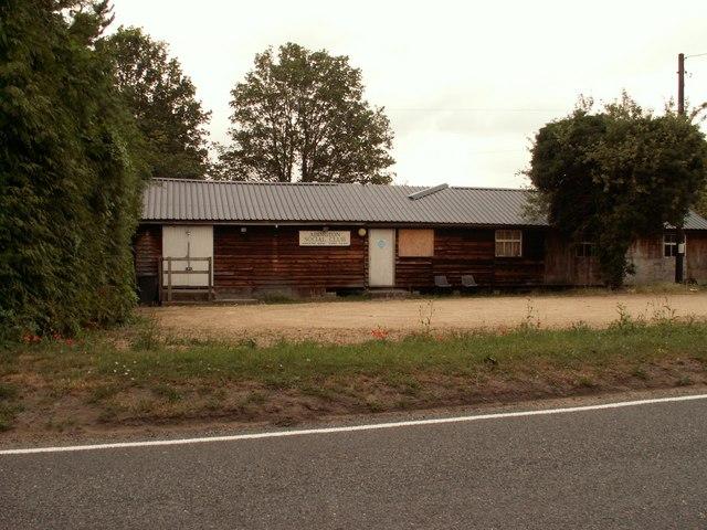 Abington Social Club, Great Abington, Cambs.