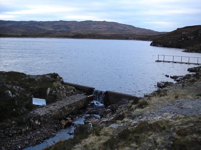 Loch Mhich Charmhiceil