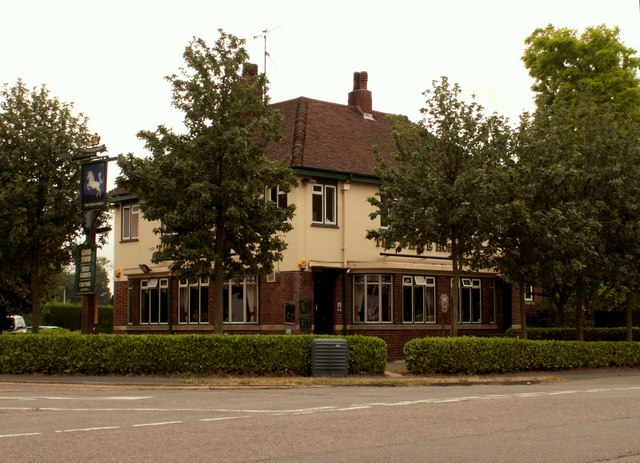 'The White Horse' public house, Sawston, Cambs.