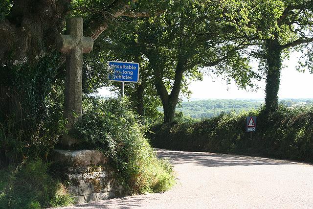 Bow: Hillerton Cross