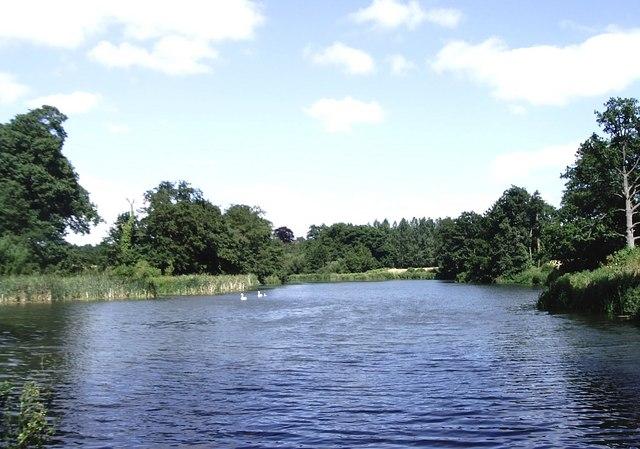Hothfield Lake
