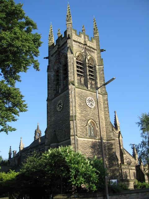 All Saints Church, Branstone Road, Burton upon Trent, Staffordshire
