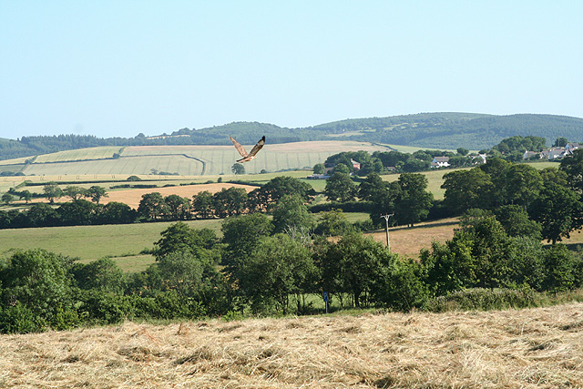 Cheriton Bishop: towards Crockernwell