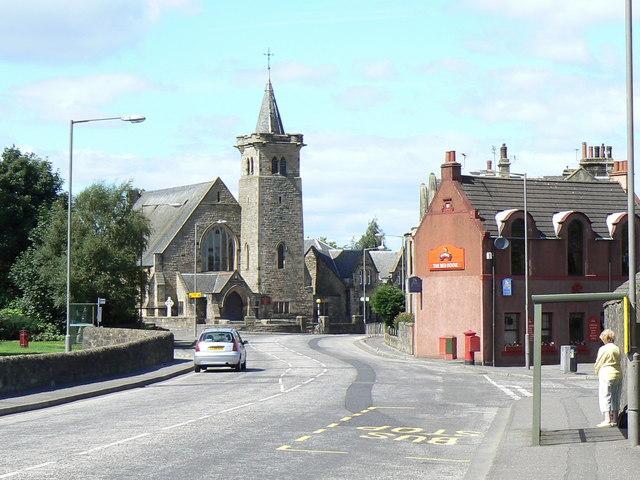 Dunipace Church
