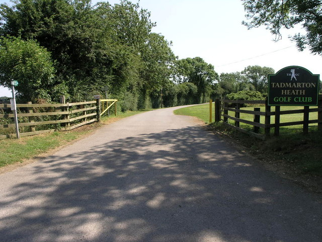 Bridleway and Golf