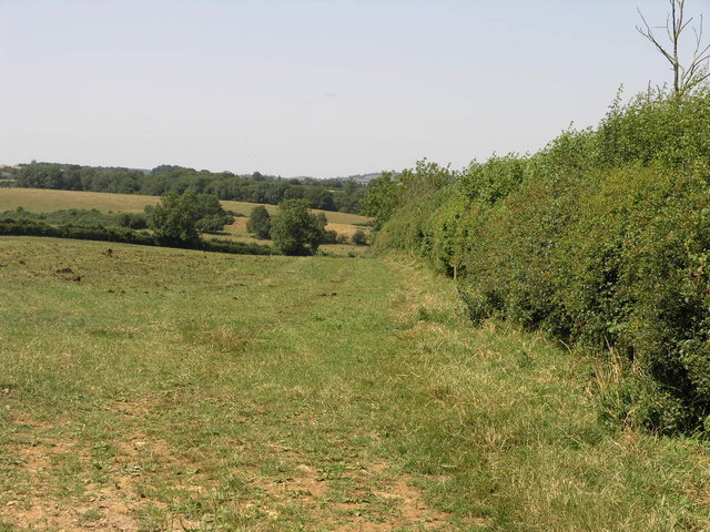Bridleway to Tadmarton