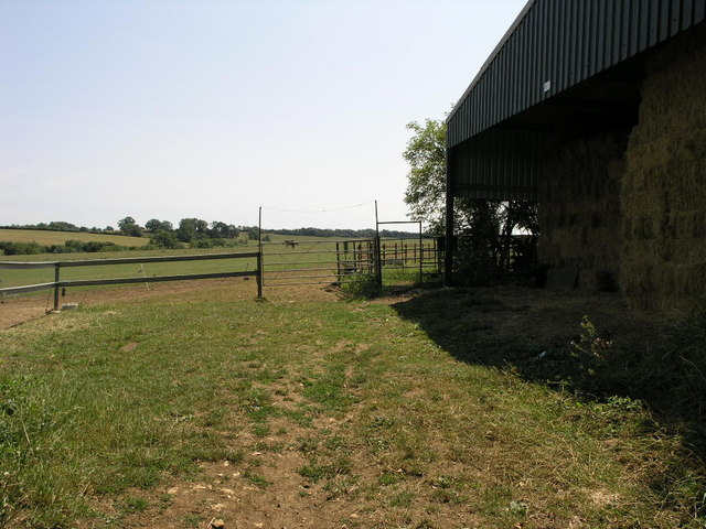 Paddock and Barn