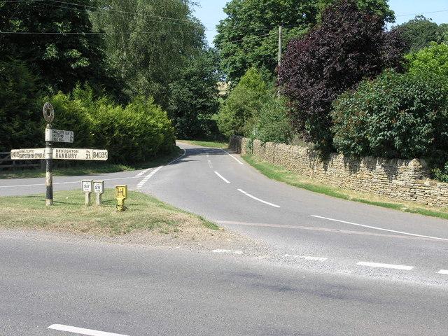 Road to Shutford