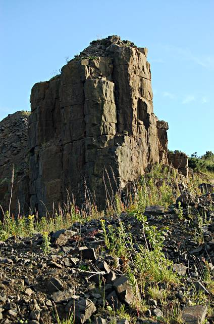 Bellistone Quarry