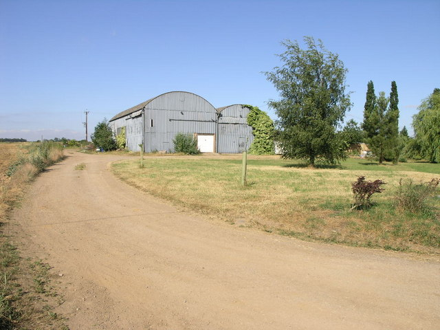 Big Grey Barns