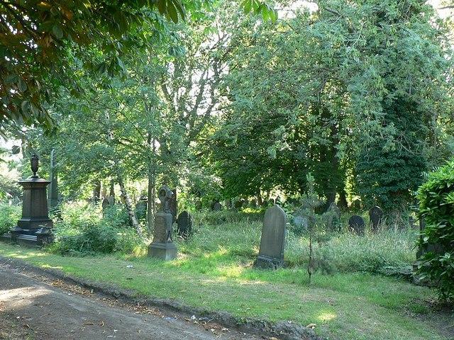 Beckett Street Cemetery (or Leeds Burial Ground), Leeds
