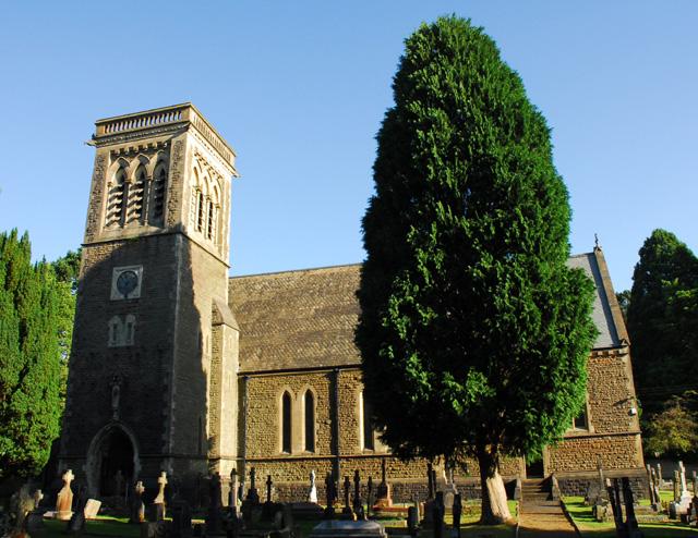 St. Matthew's Church, Dyffryn