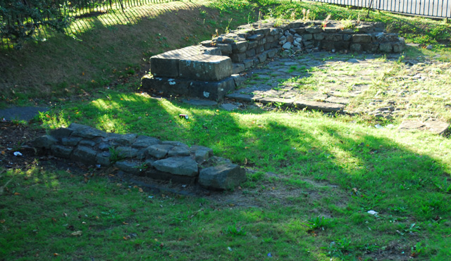 Remains of Roman Fort of Nidum (Neath)