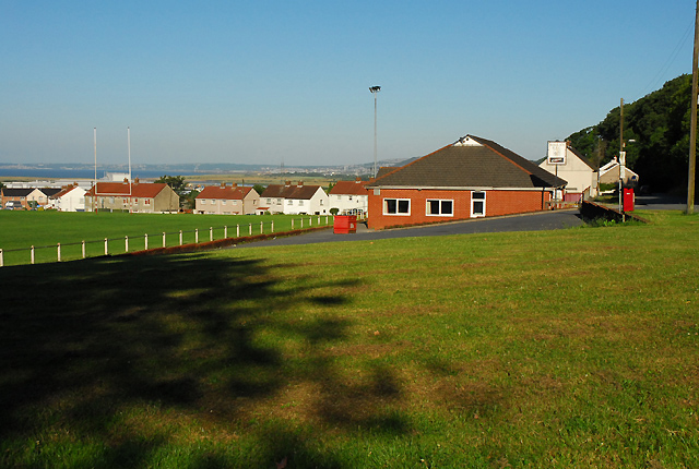 Baglan R.F.C. Field and Clubhouse