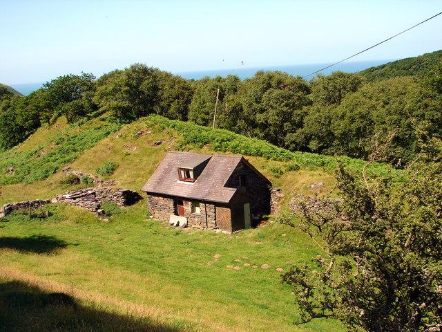 Cottage at Gest Ddu