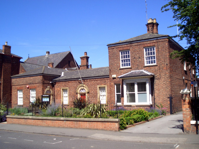 The Old Police Station, High Street