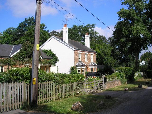 House on Roman Road, Edenbridge, Kent