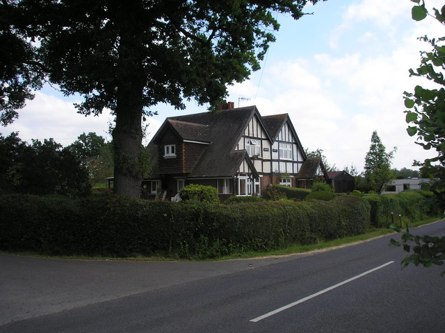 Delaware Cottages, Hever Road, Edenbridge, Kent
