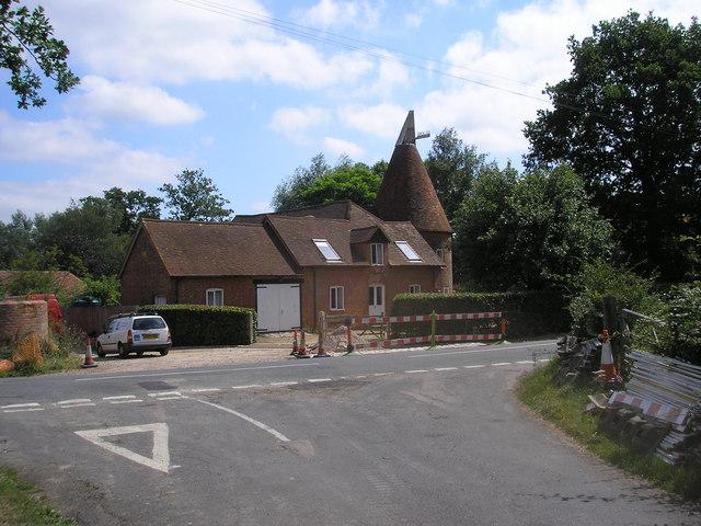 Brocas Farm, Hever Road, Kent