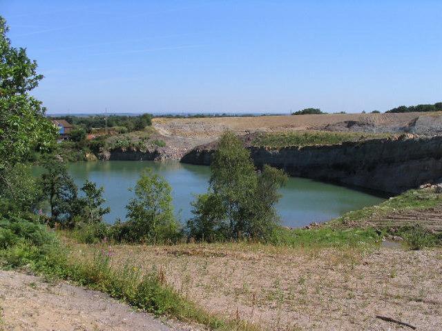 Alltami Quarry