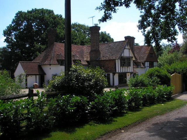 Broxham House, Kent