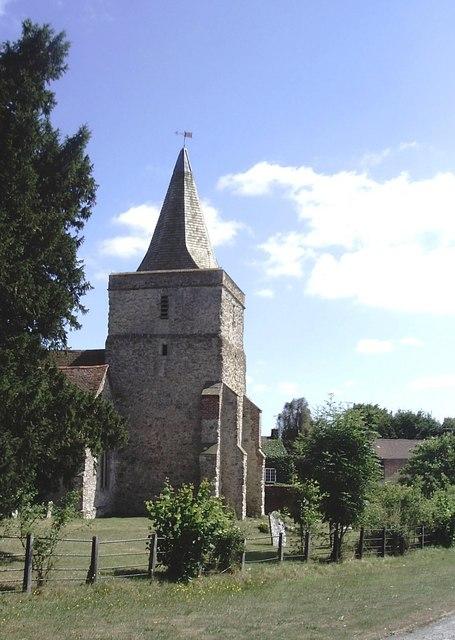 St Margaret, Hothfield