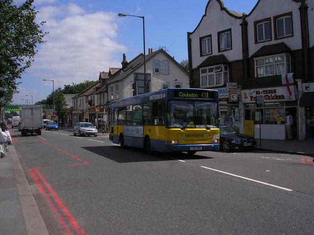 Brighton Road, Coulsdon, Surrey (2)