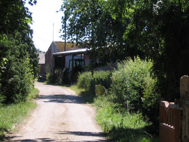 Mount Pleasant Farm near Sychdyn