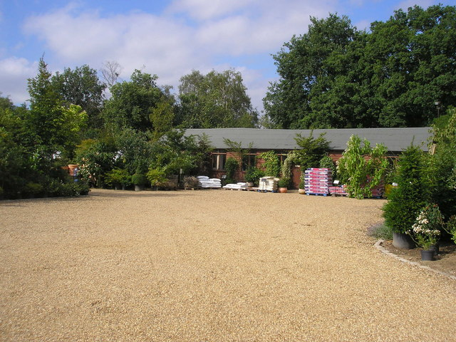 Pratt's Nurseries,  Hartfield Road (B2026), near Edenbridge, Kent