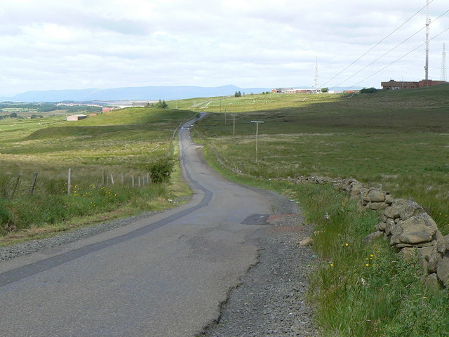 Road to Blackhill