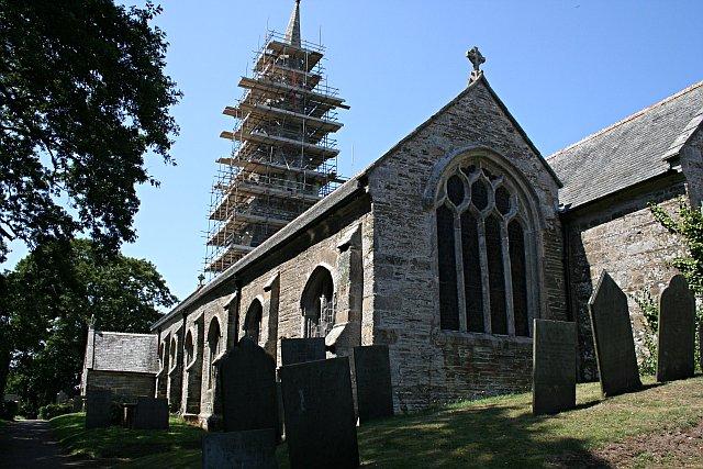 St Minver Church