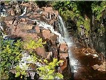 NN0407 : Waterfall by Patrick Mackie