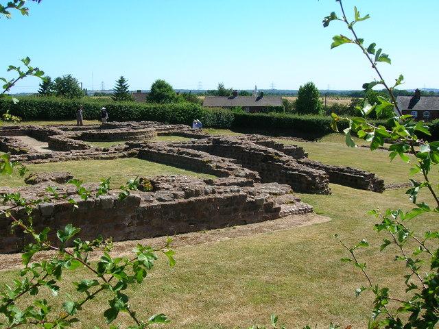 Letocetum Roman Remains